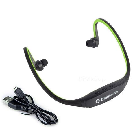 Headset Bluetooth Apple Iphone 5 6 Universal Earphone wireless bluetooth headset sports stereo headphones for