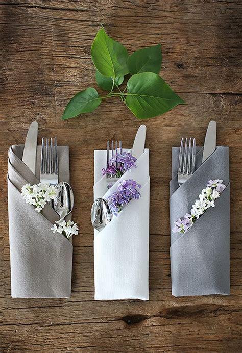 Wedding Napkins by 25 Best Ideas About Wedding Napkin Folding On
