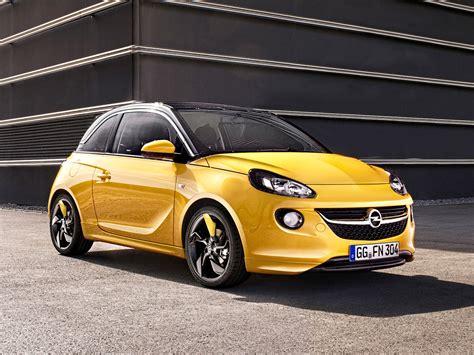 Opel Adam Resimleri Yeni Opel Model Adam Fotoğrafları