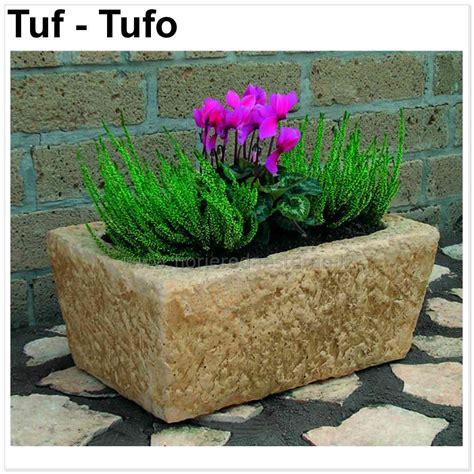 vasi rettangolari da esterno vasi giardino florida 540ar611 in pietra ricostruita