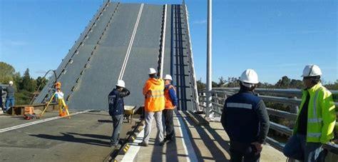 puente cau cau mop confirma que puente cau cau no est 225 en condiciones