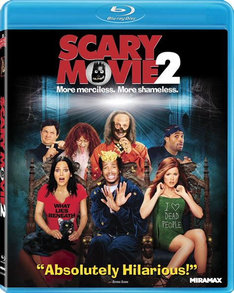 film blu online scary movie 2 dvd release date december 18 2001