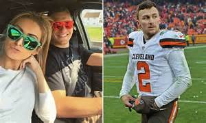 cleveland browns vow to drop johnny manziel as soon as