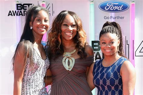 yolanda adams daughter taylor ayanna crawford yolanda adamss daughter taylor ayanna crawford