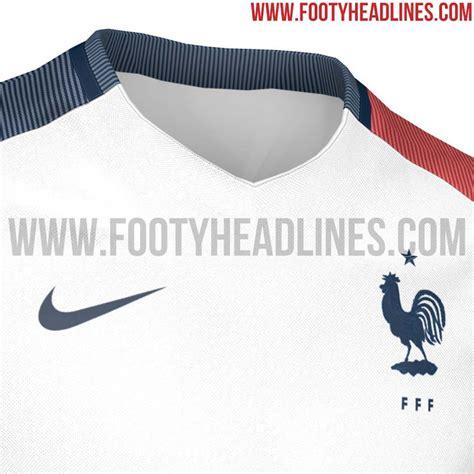 desain jersey prancis terinspirasi bendera negara inilah bocoran jersey away