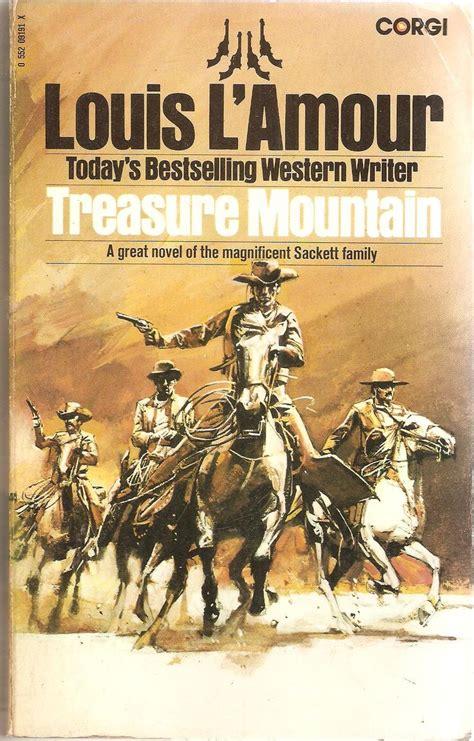 i d paperback louis l amour treasure mountain books books books