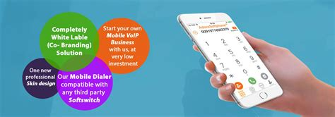 mobile dialer voip dialer branded mobile dialer customized mobile dialer