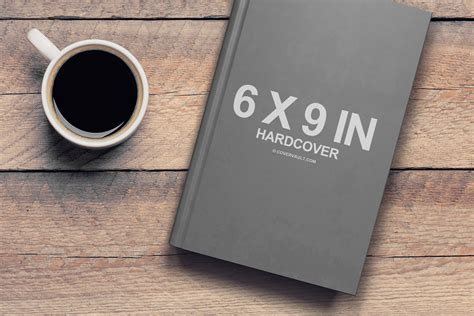 coffee table book templates 6x9 book on coffee table template mockup covervault