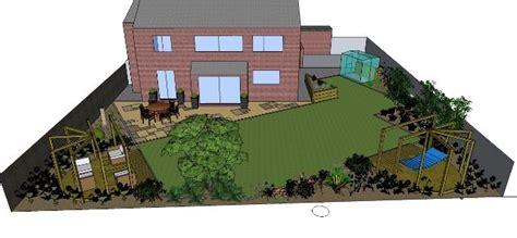 L Shaped Garden Design Ideas Wide Shallow Garden Garden Design Ideas For You Small Gardens Gardens Welwyn