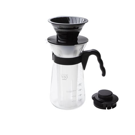 Hario Vic 02b V60 Coffee Maker Pembuat Es Kopi hario v60 coffee maker schwarz vic 02b voltaire