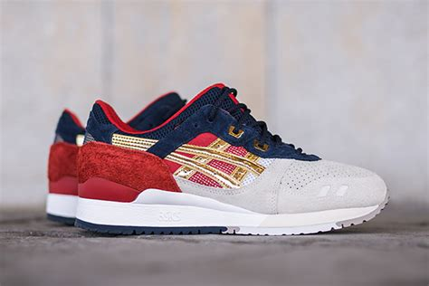 Asics Gel Lyte Iii Conceps Boston Tea concepts x asics gel lyte iii quot boston tea quot release reminder sneakernews