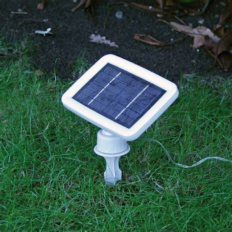 Noma 9 9m Length Of 100 White Outdoor Multi Function Solar Noma Solar Lights