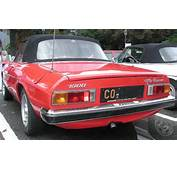1982 Alfa Romeo 1600 Spider Related Infomation