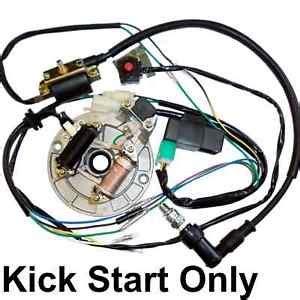 50cc dirt bike wiring diagram get free image about