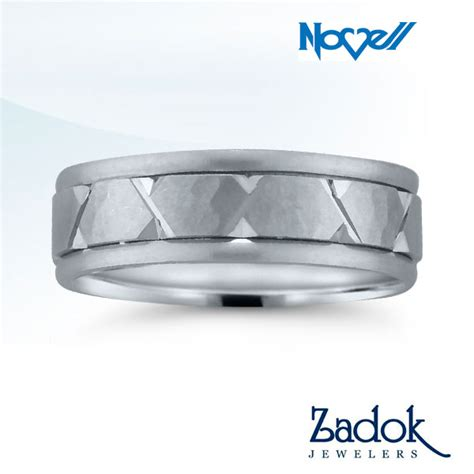 Wedding Bands Houston by Novell Wedding Bands At Zadok Jewelers Grand Wedding Band