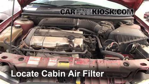 automobile air conditioning repair 1995 ford contour security system cabin filter replacement mercury mystique 1995 2000 1996 mercury mystique gs 2 5l v6