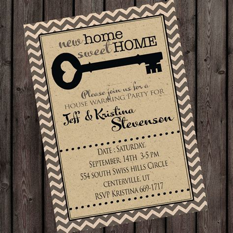 open house invitations fast ship new home invitation house warming invitations open