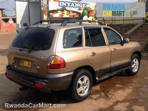 how petrol cars work 2003 hyundai santa fe windshield wipe control used hyundai suv 2003 2003 hyundai santa fe rwanda carmart