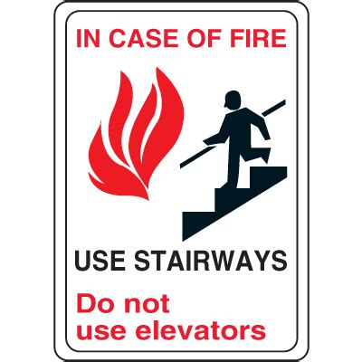 Free Catalog Request Home Decor in case of fire use stairways do not use elevators
