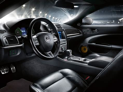 Car Interior by Jaguar Luxury Cars Interior