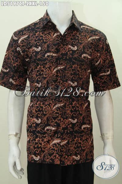 Baju Batik Pria Slimfit Batik Mewah Harga Terjangkau Kwalitas Dijamin baju kemeja batik elegan untuk pria dewasa baju batik