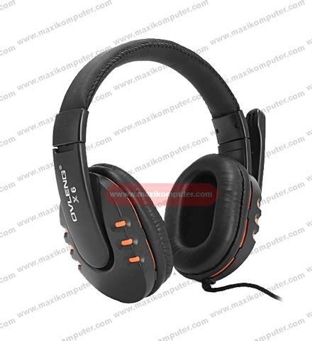 Rexus X6 headphone ovleng x6