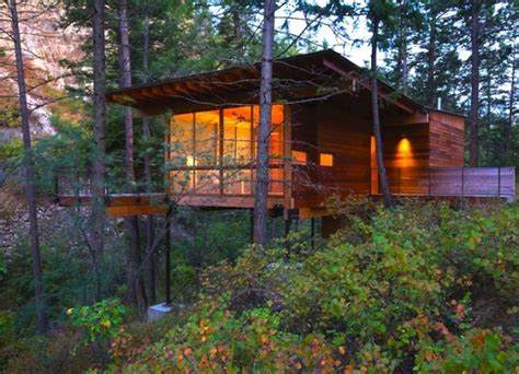 Cabin Home On The Hill by