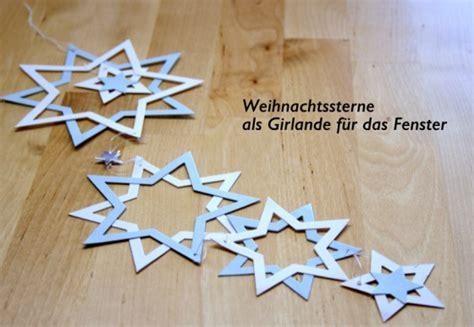 Basteln Sternen by Sterne Basteln Das Anleitungsvideo