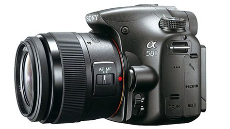 Kamera Sony Slt A58k sony slt a58 digitalkamera mit teildurchl 228 ssigem spiegel im test audio foto bild