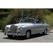 1960 Mercedes Benz 220 SE Convertible By Classic Showcase