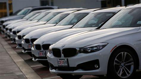 bmw recalls  million vehicles  fire risk abc news