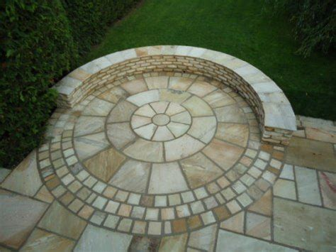 Circular Patio by 17 Best Ideas About Circular Patio On Patio