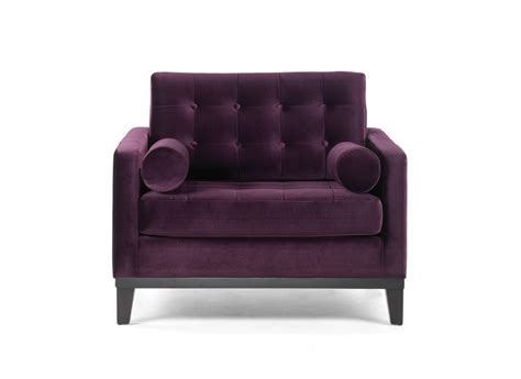 purple velvet armchair fantastic living room furniture using purple velvet