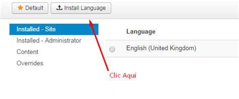 Tutorial Joomla Spanish | tutorial joomla cambiar a idioma espa 241 ol joomla 3 x