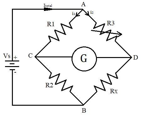wheatstone bridge deflection mode what is wheatstone bridge circuit theory principle applications