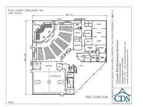 church floor plans free small church building plans church building plan 44 1081