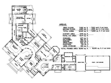custom floor plan unique house plans home designs free 187 archive