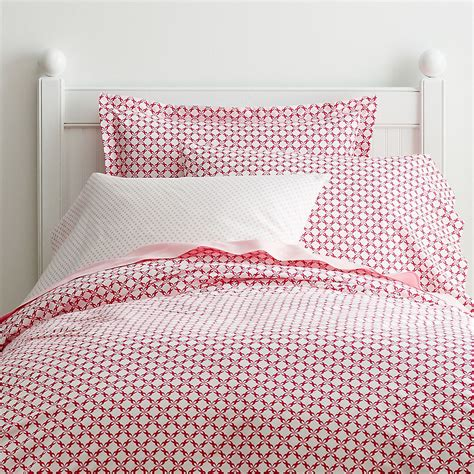 trellis bedding trellis dot percale kids sheets bedding set company kids