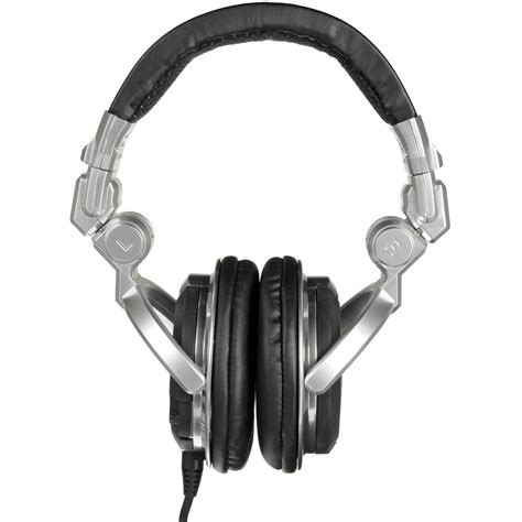 Headset Dj Oem Pioneer Hdj 1000 Headphone Hdj1000 Gold Black Limited pioneer hdj 1000 dj headphones hdj 1000 b h photo