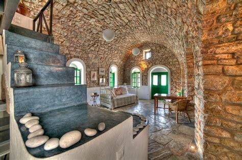 Beautiful Mediterranean Homes beautiful picturesque studios in kythera greece decoholic