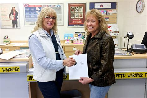 Sorrento Valley Post Office by Sorrento Artist Goes Postal Sicamous Eagle Valley News