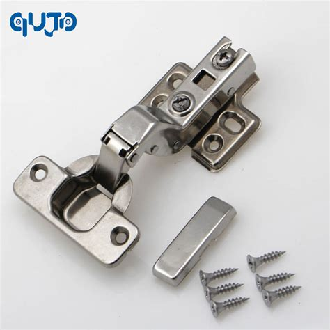 stainless steel cabinet hinges inset hinge 304 stainless steel embed hydraulic furniture