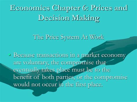 Chapter 6 The Mba Decision by Ppt Economics Chapter 6 Powerpoint Presentation Id