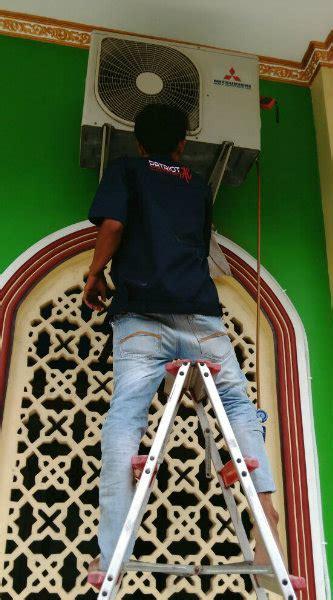 Ac Untuk Masjid patriot ac gratiskan service ac masjid dan mushola
