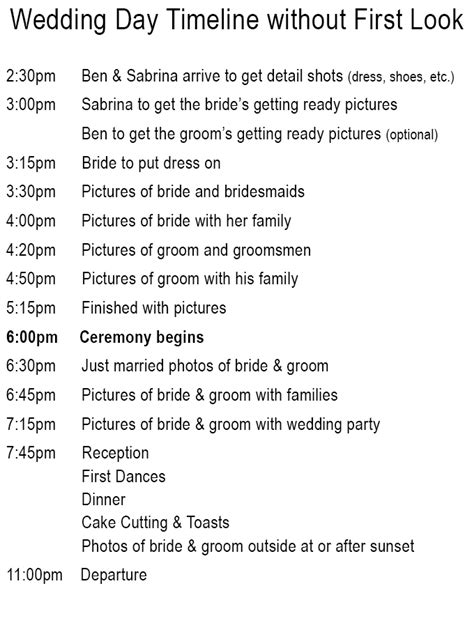 catholic wedding day timeline 100 wedding day timeline 7 free wedding planning