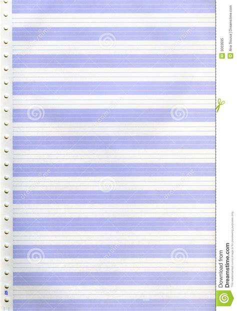 lined paper free stock lined paper royalty free stock photo image 3003695