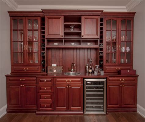 Bar Cabinets For Home by Mahogany Bar Cabinet