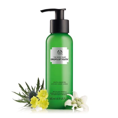 The Shop Drops Of Youth Youth the shop drops of youth youth liquid peel reviews