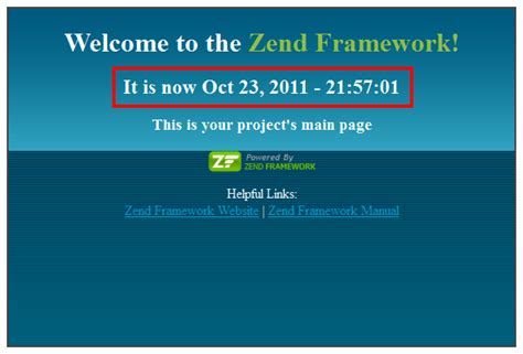 zend layout variables zend framework from scratch