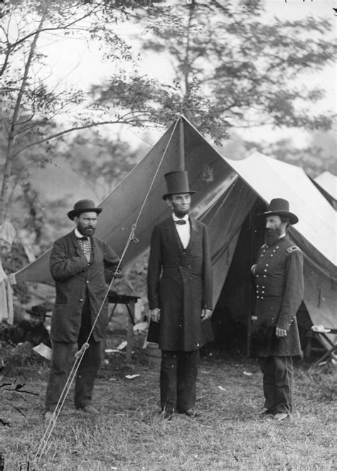 lincolns of war the civil war photo lincoln during the war